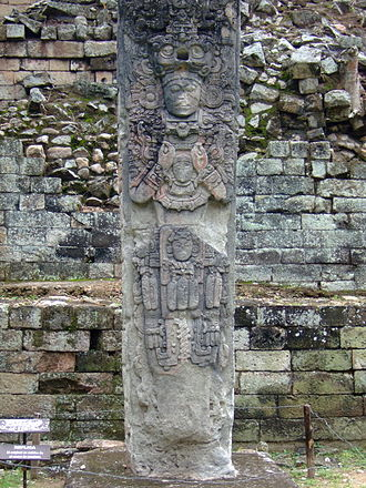 6th century - Ajaw K'ak' Chan Yopaat