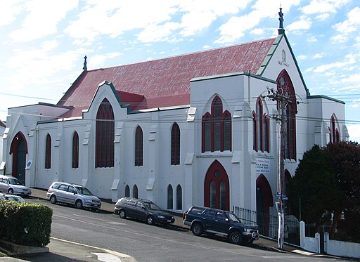 Coptic Orthodox Church, Dunedin