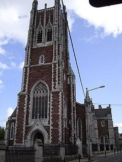 Cathedral of St Mary and St Anne Church in County Cork, Ireland