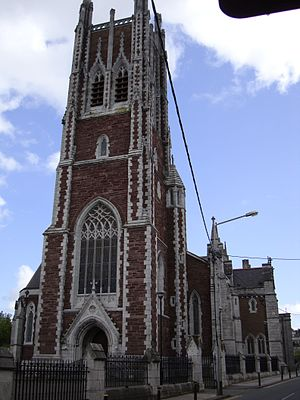 Cathedral of St Mary and St Anne - Image: Cork RC Cathedral