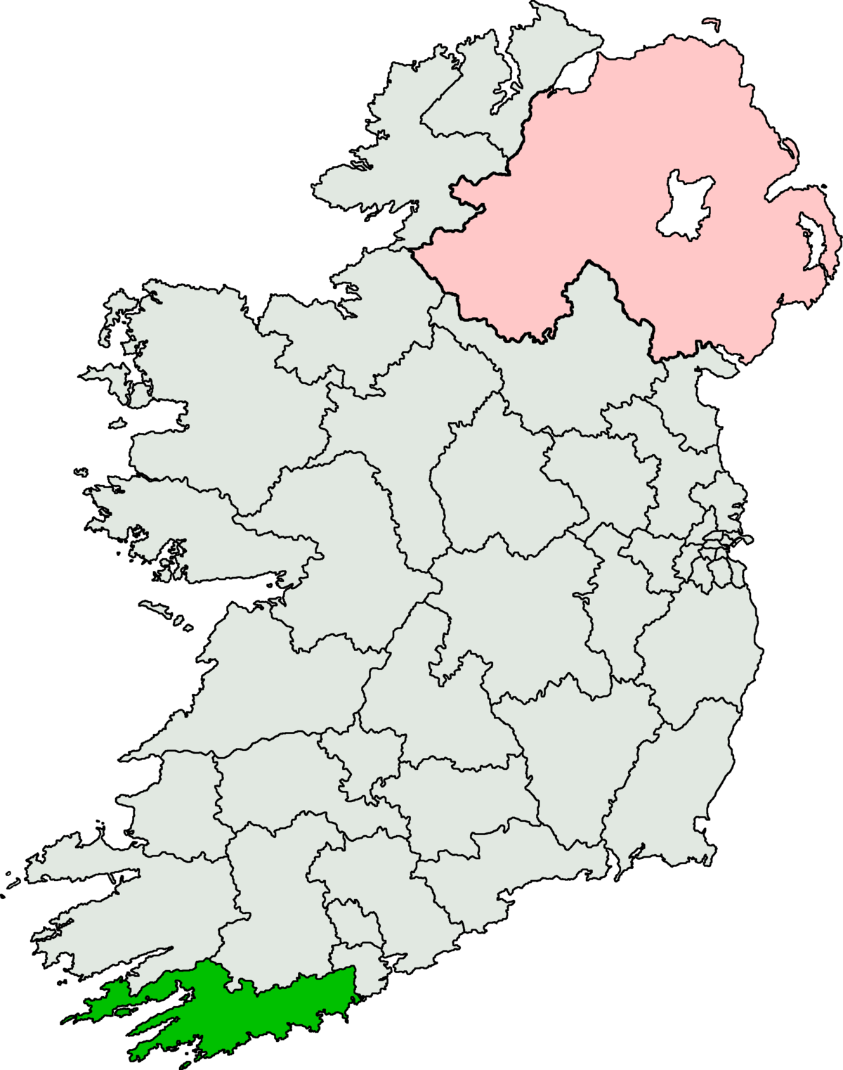 Cork South West D 225 Il Constituency Wikipedia