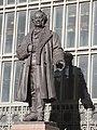 Cornelius Vanderbilt Statute at Grand Central Terminal.jpg