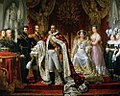 Coronation of king William I of the Netherlands.jpg
