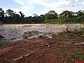 Corredeira do Trobuco - Rio Sapucaí antes de desaparecer com o represamento da PCH Anhanguera(Jan-2010) - panoramio.jpg