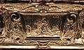 Cosimo merlini il vecchio, reliquiario dei ss. marco papa, amato abate e concordia martire, 1622, argento su legno 07.JPG