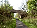 Cote Bank bridge crosses the Trans Pennine Trail - geograph.org.uk - 1277729.jpg