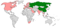 Countries with F1 Powerboat races in 2011.png