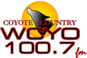 WCYO - Image: Coyote logo