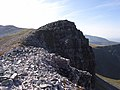 Crags on Stob Coire an Laoigh - geograph.org.uk - 238653.jpg
