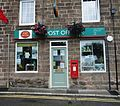 Cromford, Derbyshire ... Post Office. (5856412556).jpg
