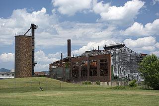 Crompton-Shenandoah Plant United States historic place