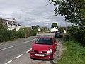 Cross Lanes near Bangor-is-y-coed - geograph.org.uk - 54570.jpg