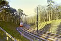 Croydon tram in the Addington Hills, 2000 - geograph.org.uk - 2125094.jpg