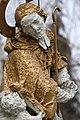 Csákánydoroszló, Nepomuki Szent János-szobor 2021 12.jpg