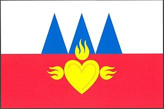 Ctiboř (Tachov District) - Image: Ctiboř (okres Tachov) vlajka