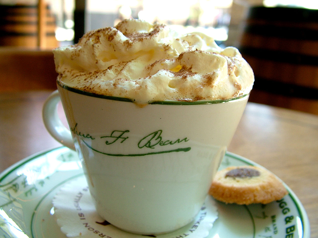 Cafe Crema Coffee