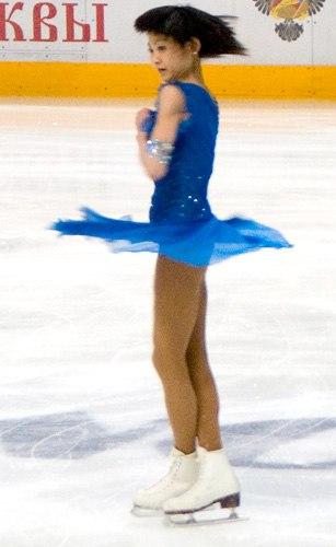 Cup of Russia 2010 - Yuko Kawaguti (2)
