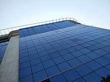 Curtain wall (architecture) - Wikipedia