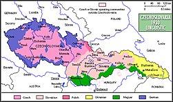 Czechoslovakia 1930 linguistic map - en.jpg