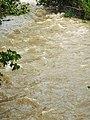 Dégats Ouragan maria (rivière en crue).jpg