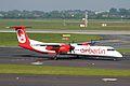 D-ABQB Dash 8Q-402 Air Berlin DUS 28MAY10 (6823098905).jpg