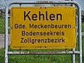 D-BW-Meckenbeuren-Kehlen - Ortsschild.JPG