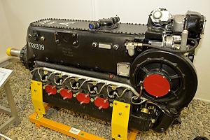 Daimler-Benz DB 605 - Daimler-Benz DB 605A engine