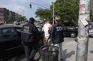 Drug-related crime