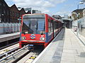 DLR unit 67 at Stratford High Street.jpg