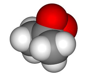 Dimethyldioxirane - Image: DMDO3D