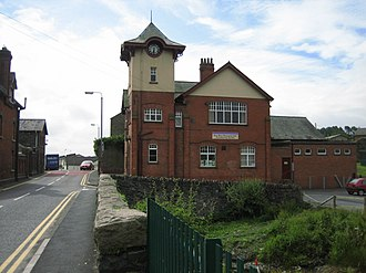 Drumaness - Image: Dan Rice Memorial Hall Community Centre geograph.org.uk 199473