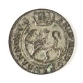 Dansk åttaskilling, 1728 - Skoklosters slott - 109432.tif