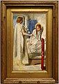 Dante gabriel rossetti, ecce ancilla domini (annunciazione), 1849-50, 01.jpg