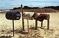 Das sind Briefkästen! Queensland 1990 - panoramio.jpg