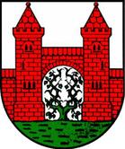 Das Wappen von Dassow