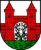 coat of arms of the city of Dassow