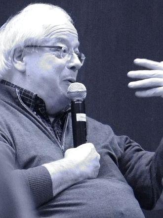David Thomson (film critic) - Thomson speaking in New York, 2013