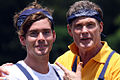David Hasselhoff and Nathan Jollife (6718987465).jpg
