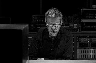 Dave Odlum - Image: David Odlum at Studio Black Box, France in 2012