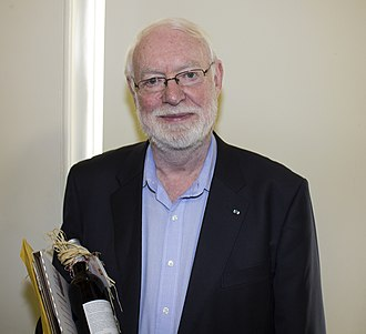 At the Movies (Australian TV series) - Host David Stratton