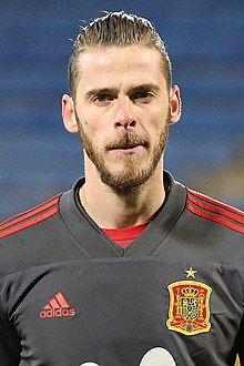 8c795eab1e9 David de Gea - Wikipedia
