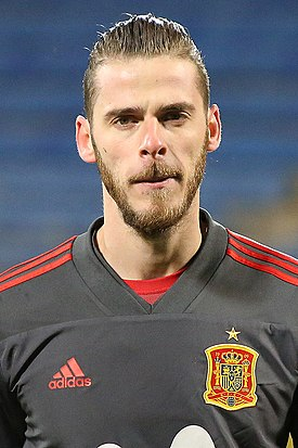 Image illustrative de l'article David de Gea