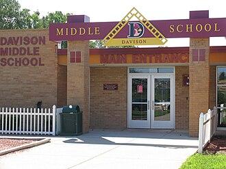 Davison Community Schools - Davison Middle School
