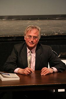 Dawkins Texas Universitetida (mart, 2008)
