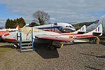 De Havilland DH115 Vampire T.11 'XJ772 - H' (17069888422).jpg