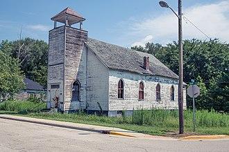 Decker, Indiana - Image: Decker, Indiana