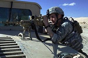 Mk 14 Enhanced Battle Rifle - Image: Defense.gov News Photo 070401 A 9307C 006
