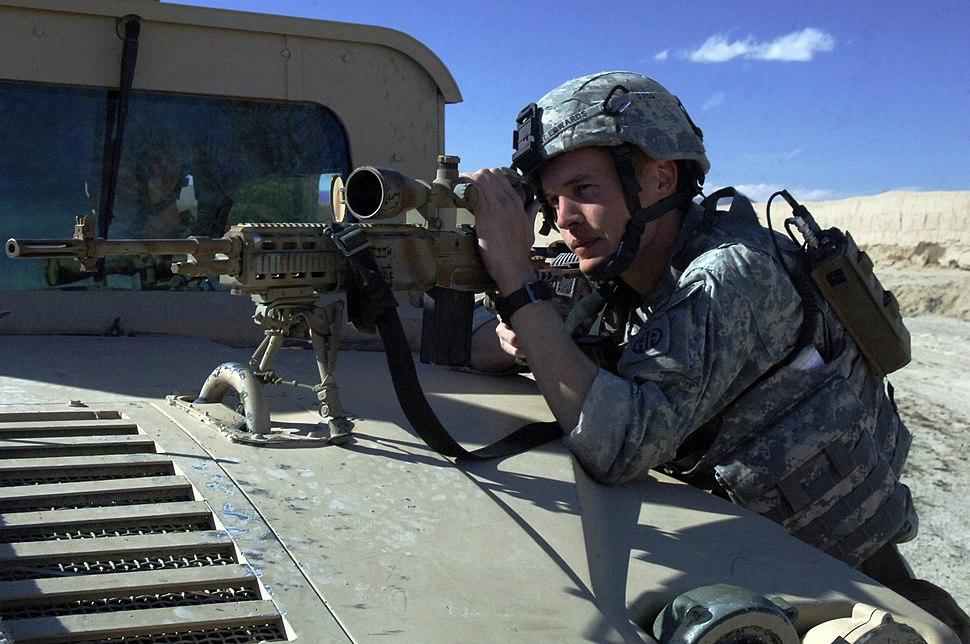 Mk 14 Enhanced Battle Rifle - Howling Pixel