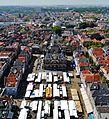 Delft Blick von der Nieuwe Kerk auf den Marktplatz 1.jpg