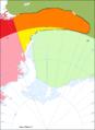 Delimitación natural entre los océanos Pacífico y Atlántico Sur por el arco de las Antillas Australes.png